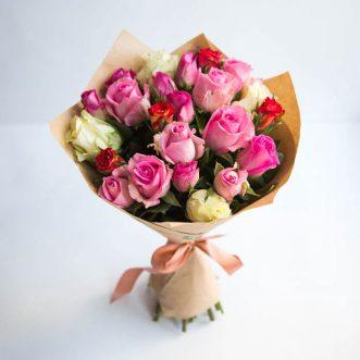 23 кенийские розы